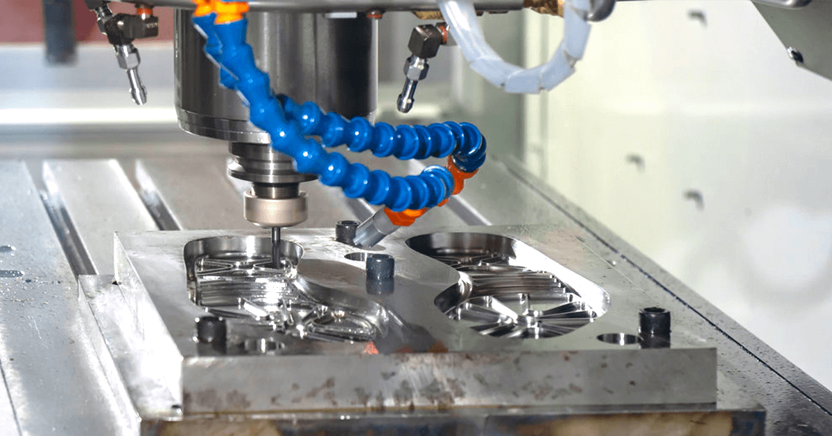 Cooling System in Injection Molds